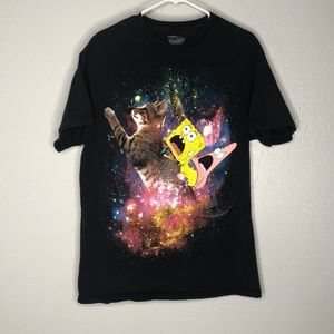 Spongebob epic kitty t-shirt
